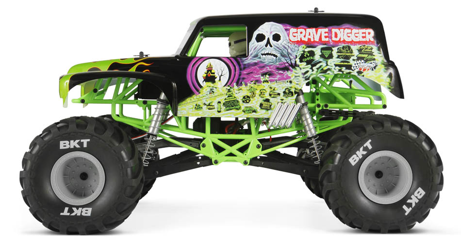 gas powered rc vehicles toys with Grave Digger Monster Jam Truck 4wd 110 on 182342085250 likewise 111834648040 in addition Fastest Rc Trucks Top 10 Reviewed also Kids Lamborghini Power Wheel 4 Colors also Transparent Kayak.