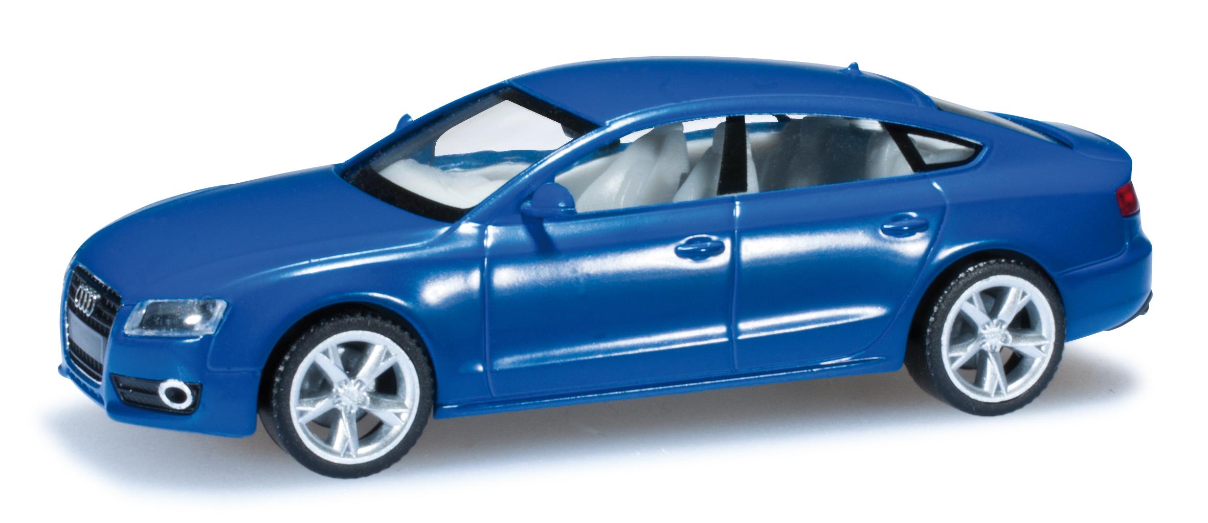 audi a5 sportback kobaltblau modellj rnv g rc. Black Bedroom Furniture Sets. Home Design Ideas