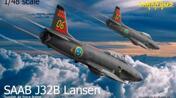 J32B Lansen 1/48 RT