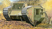 "WW1 stridsvagn MK. IV ""Male"" 1"