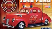 1940 Ford Fire Chief Super SNAP 1/24