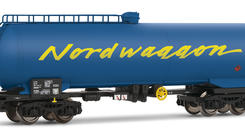 Tankvagn 'Nordwaggon', DB-AG
