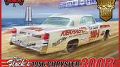 Chrysler 300B Tim Flock 1/25