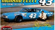 Richard Petty NASCAR Torino Talla 1/25