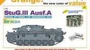 StuG III. Ausf. A LAH inkl figurset