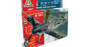 Set: Flygplan BF-109F 1/72, It