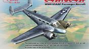 C45F/UC45F WWII USAAF Pass. aircraft 1/48