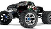 REVO 3.3 4WD Nitro bil TQi med Wireless modul