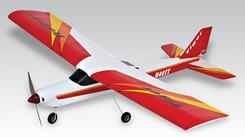 Tiger Trainer 40 MKIII BL SC 2,4G red