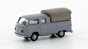 VW Pick-Up Dubbelhytt T2 grå m