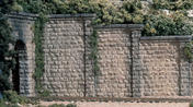 Retaining Wall Cut Stone H0 (3